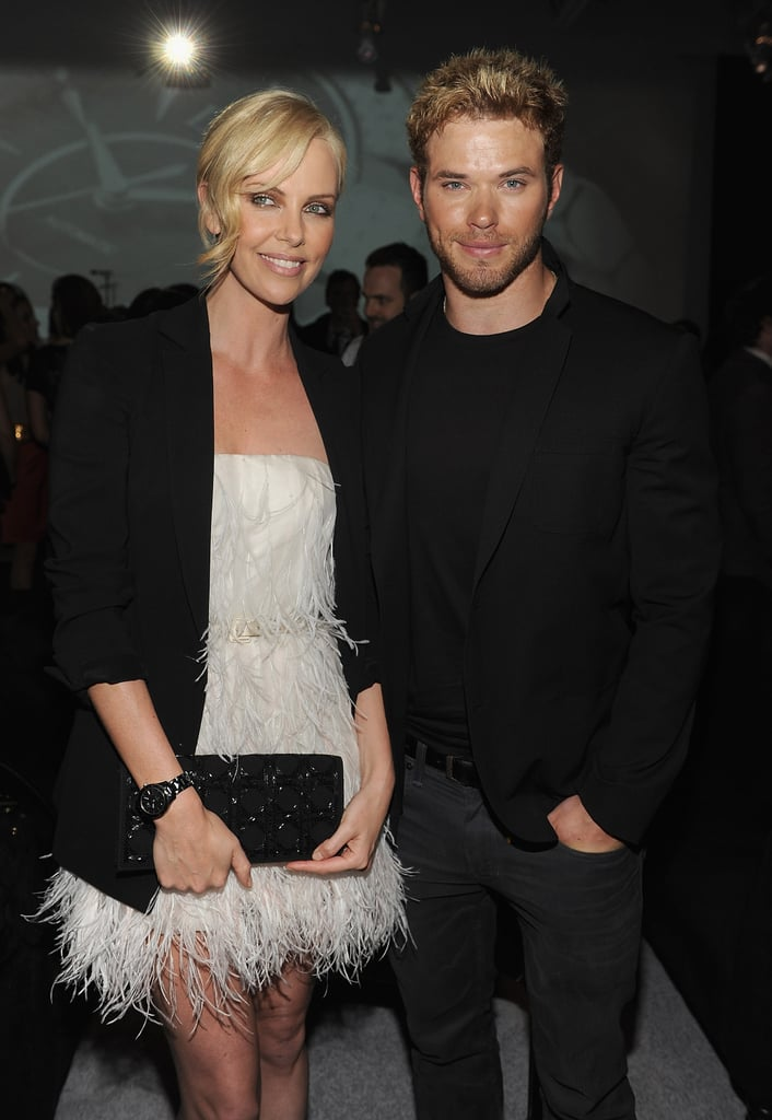 Charlize Theron Reveals What It Was Like Chatting With Prince Harry on the Polo Field