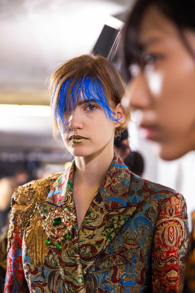 Paris Fashion Week Spring 2020 Best Hair and Makeup Trends   POPSUGAR Beauty UK