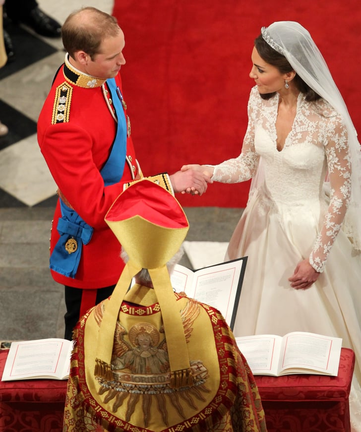 William And Kate Wedding Anniversary: Pictures Of Kate Middleton Prince William's Royal Wedding