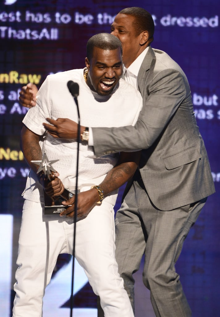 Seriously, This Guy Loves Winning BET Awards
