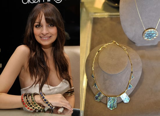 Nicole Richie's Spring 2010 House of Harlow Collection 2009-12-14 06:30:40