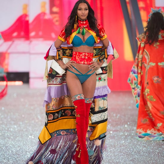 Lais Ribeiro at Victoria's Secret Fashion Show 2016