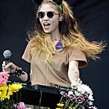 Grimes, aka Claire Boucher