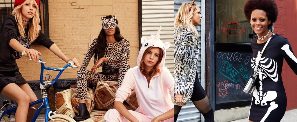 Take a Trip to H&M For Your Low-Key Cool Girl Costume This Halloween
