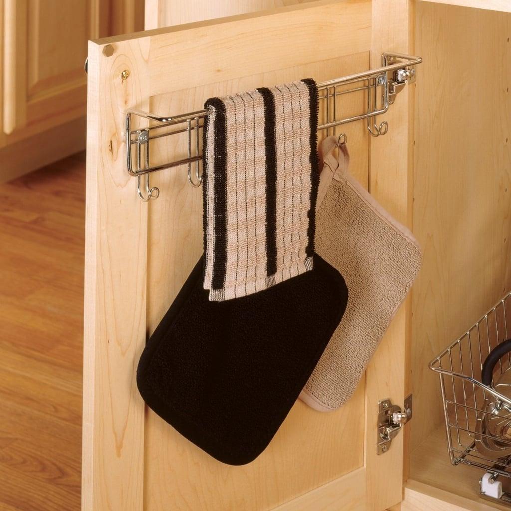 ClosetMaid 6-Hook Towel Rack