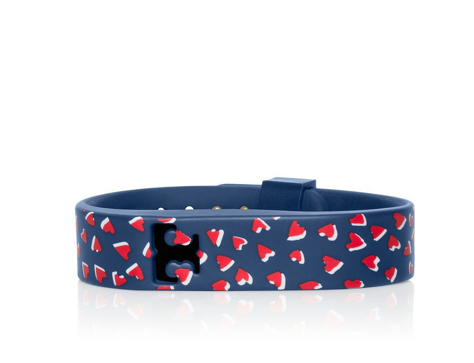 Tory Burch Print Silicone Cover With Hearts ($38)
