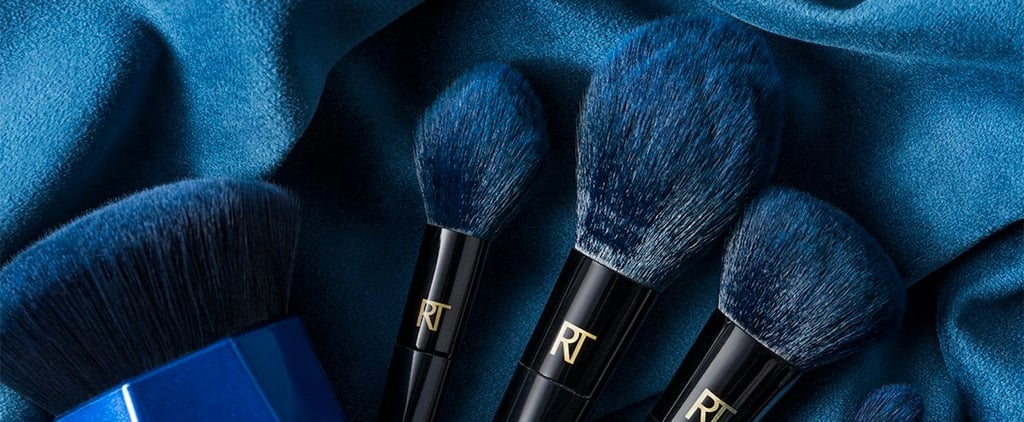 Hide Your Purses, Real Techniques Has a New Blue Brush Collection