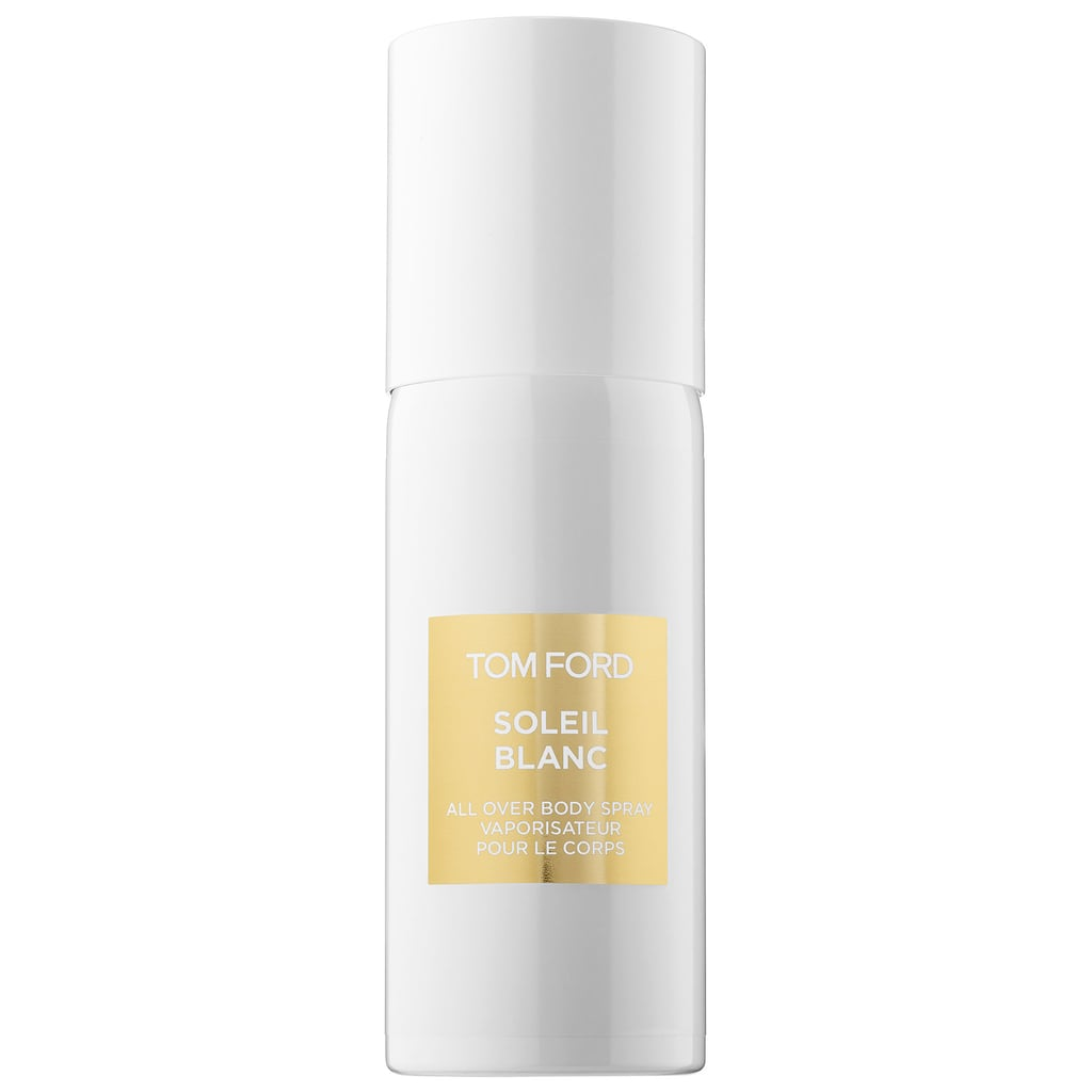 tom ford soleil blanc dry oil spray review