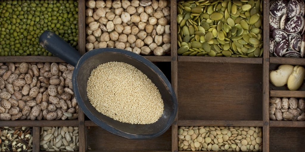 Calories in Pumpkin Seeds, Chia Seeds, Sunflower Seeds, and Flaxseeds