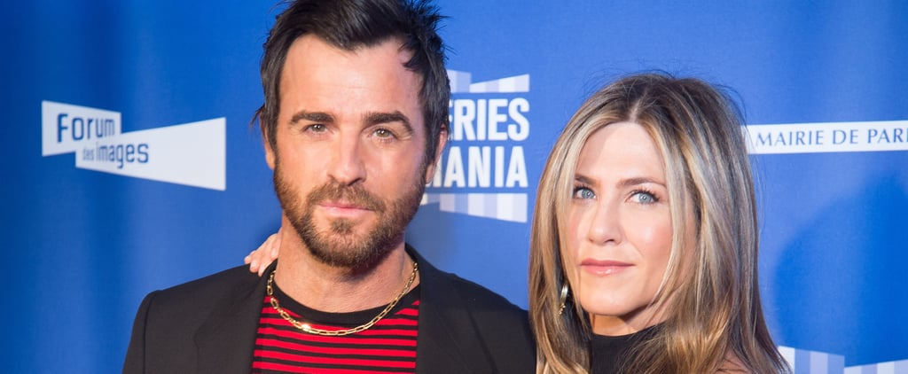 Justin Theroux Birthday Message For Jennifer Aniston 2019