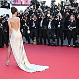 Emily Ratajkowski at the Cannes Film Festival 2017