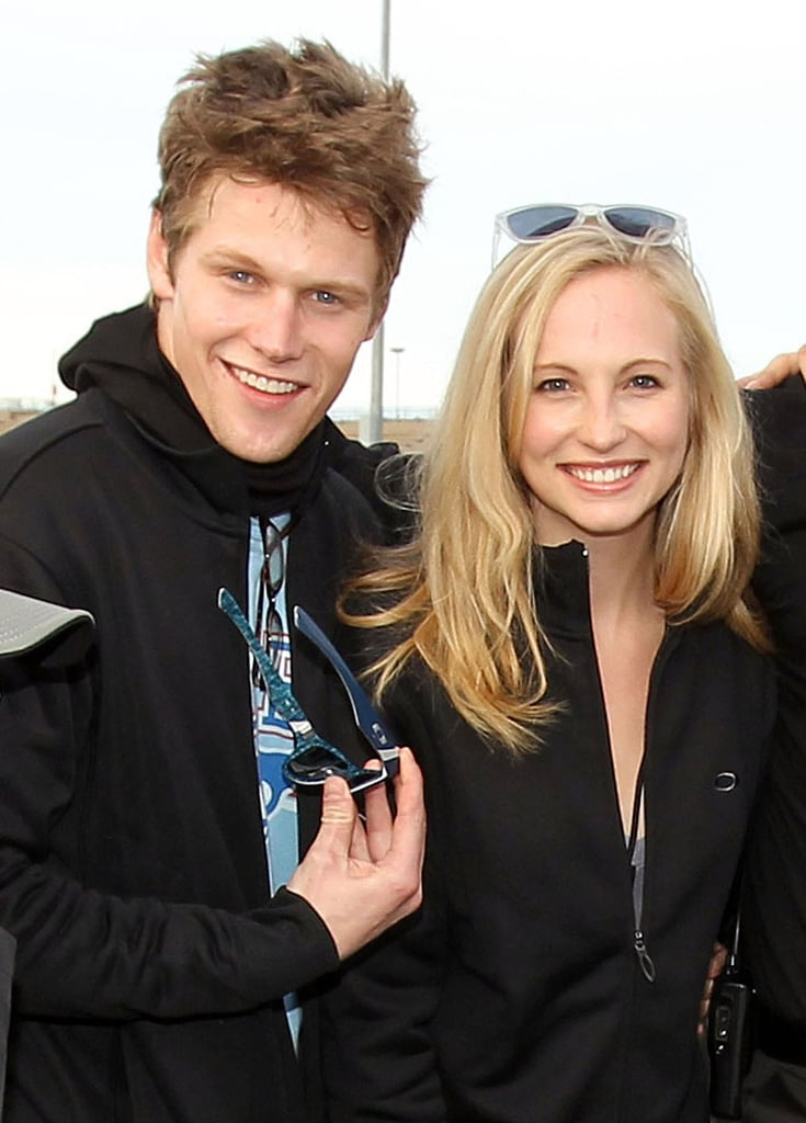 Candice accola and joseph morgan dating in real life