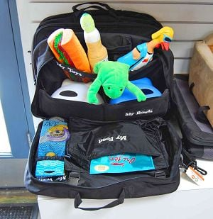 Overnighter Dog Suitcase: Spoiled Sweet or Spoiled Rotten?