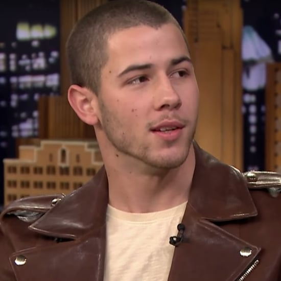 Nick Jonas Talking About His Boner With Jimmy Fallon