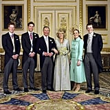 Prince Charles Is Her Son's Godfather
