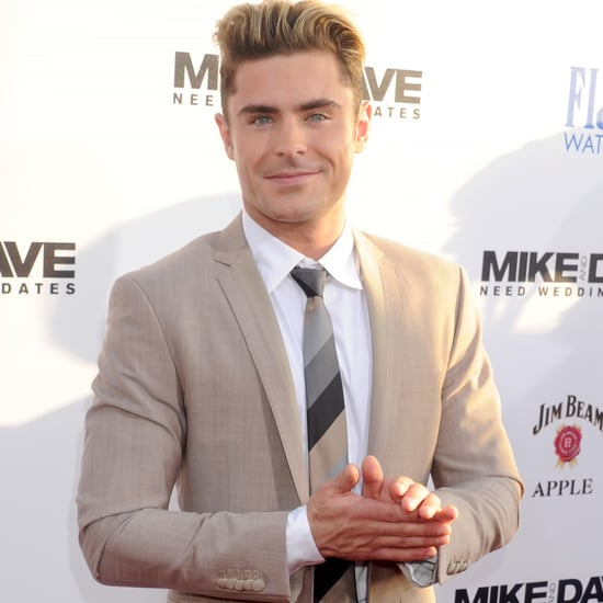 who is zac efron dating july This guy named zac efron came in (we hear he is an actor, but we think he actually waits tables) alexandra daddario, zac's rumored girlfriend.