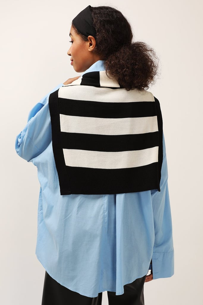 Storets Emery Striped Shawl