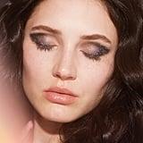 Makeup Trend: Gradient Glitter Cat Eye