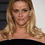 Reese Witherspoon With Dark Roots