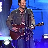 So Did Blake Shelton