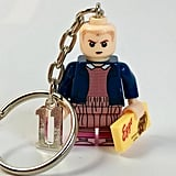 Stranger Things Eleven Minifigure Keychain