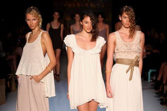 2011 Rosemount Australian Fashion Week: Talulah Show Review and Pictures