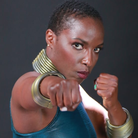 Black Panther Dora Milaje Stuntwoman Double Interview