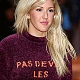 Ellie Goulding at House of Holland.