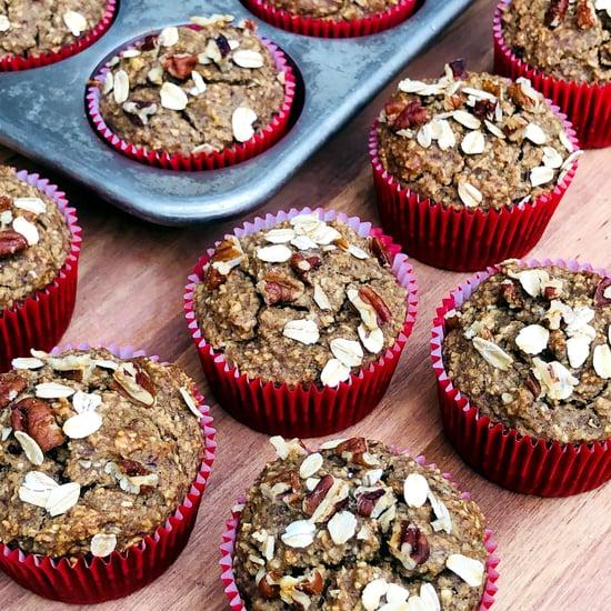Gluten-Free High-Protein Banana Nut Muffins