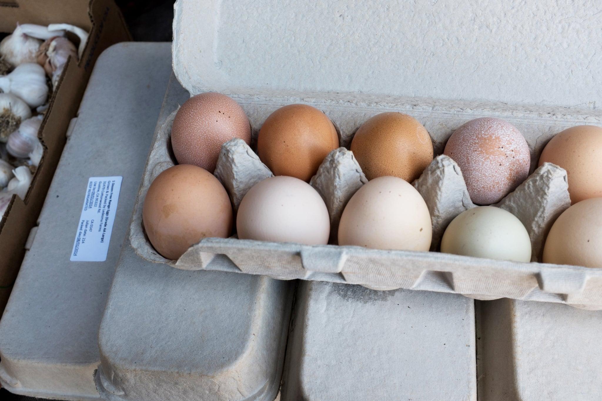 Are Egg Whites Healthier Than Egg Yolks? | POPSUGAR Fitness
