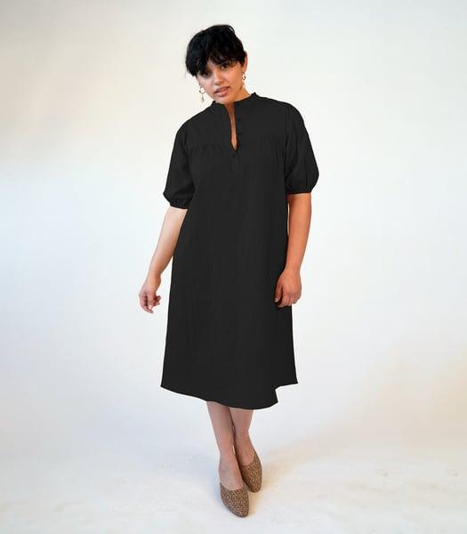 Black Grace Dress