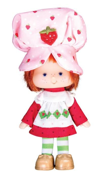 Retro Strawberry Shortcake Doll