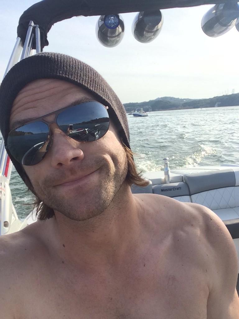 This Boat Selfie