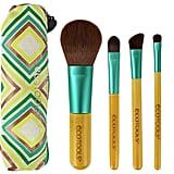 EcoTools Boho Luxe Travel Cosmetic Brush Set