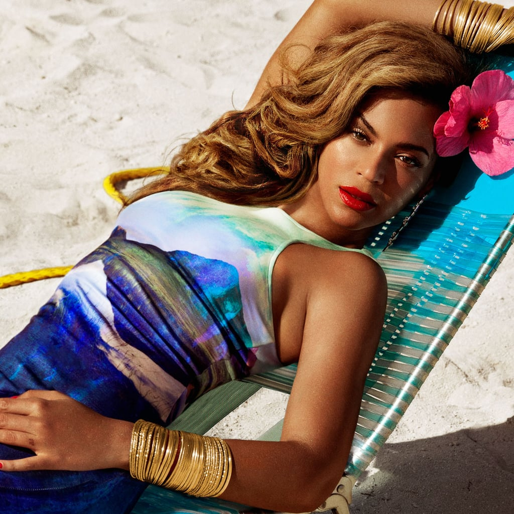Beyonce in H&M Summer Collection | Pictures