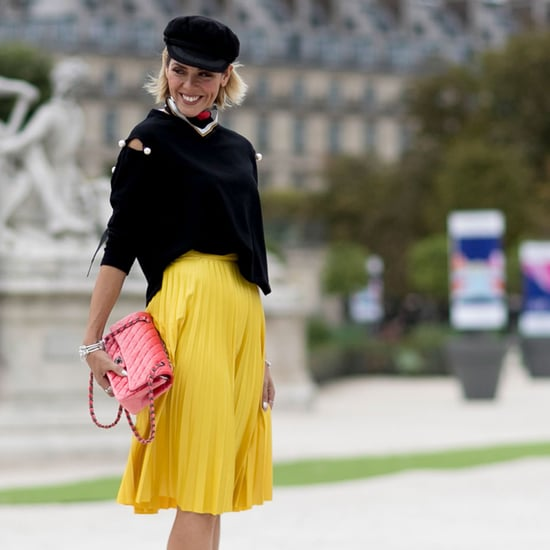 Street Style Pictures From Paris Fashion Week Spring 2017