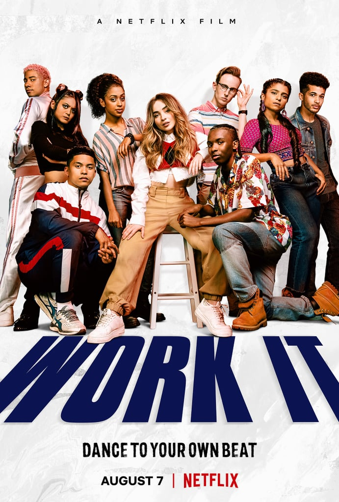 Work It's Official Movie Poster