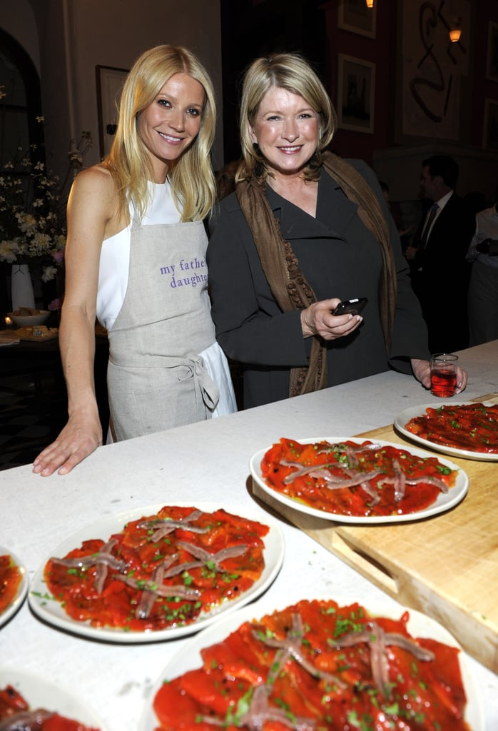 "14. When She Was Doing Very ""Goop"" Things With Gwyneth Paltrow"