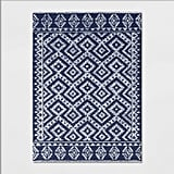 Jacamar Tribal Design Tufted Rug
