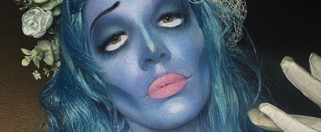 Halsey's Best Halloween Beauty Looks of 2020