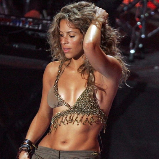 What Does Shakira Eat?