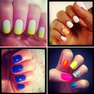 Nail Art: Ombre Effect, Caviar Nails, Colours, Beauty Trends