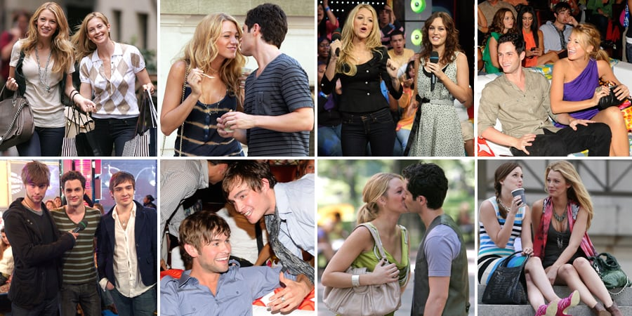 Say Farewell to Gossip Girl With a Look Back at the Cast's Cutest Snaps!