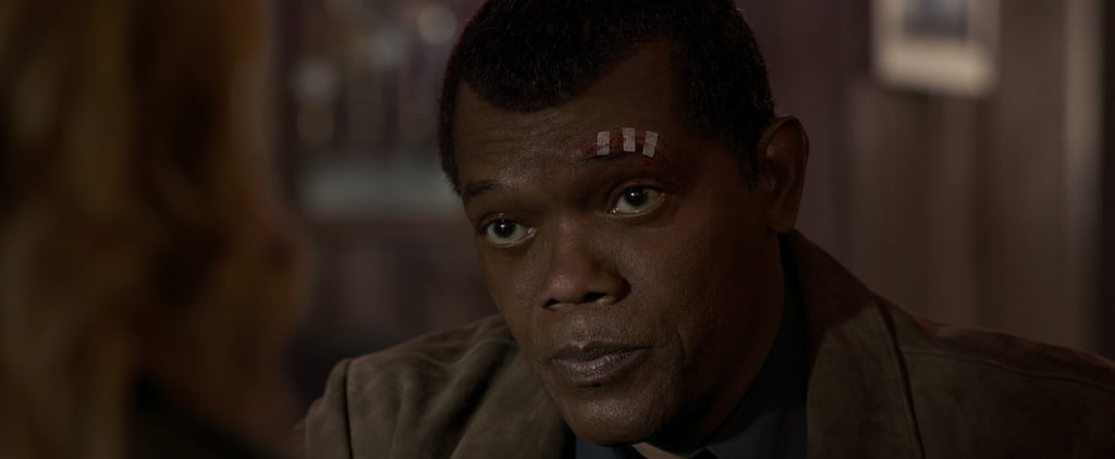 Samuel L. Jackson Captain Marvel Interview 2019