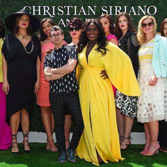 Christian Siriano's Spring 2017 Fashion Show