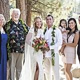 Colorful Lake Tahoe Wedding