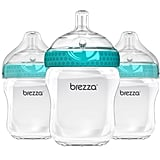 Baby Brezza Two-Piece Bottles