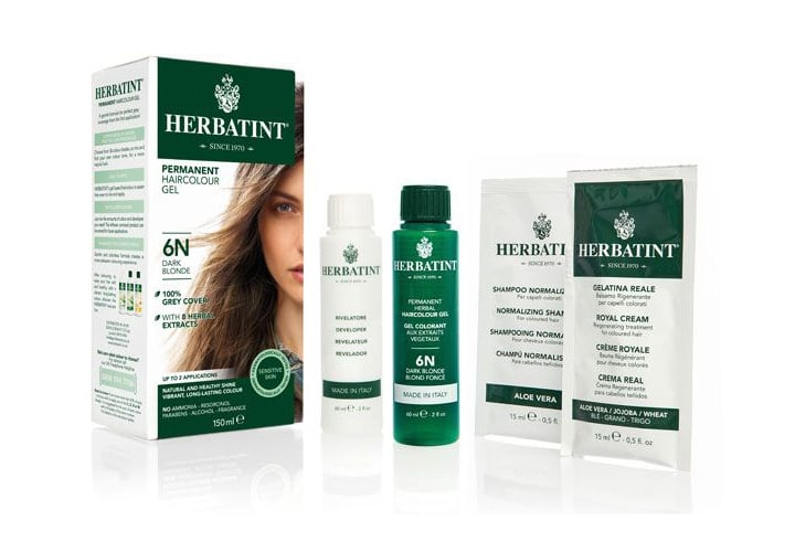 Herbatint Natural Hair Dye Review Popsugar Beauty