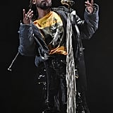 Miguel brought down the house with a performance at the 2018 festival.