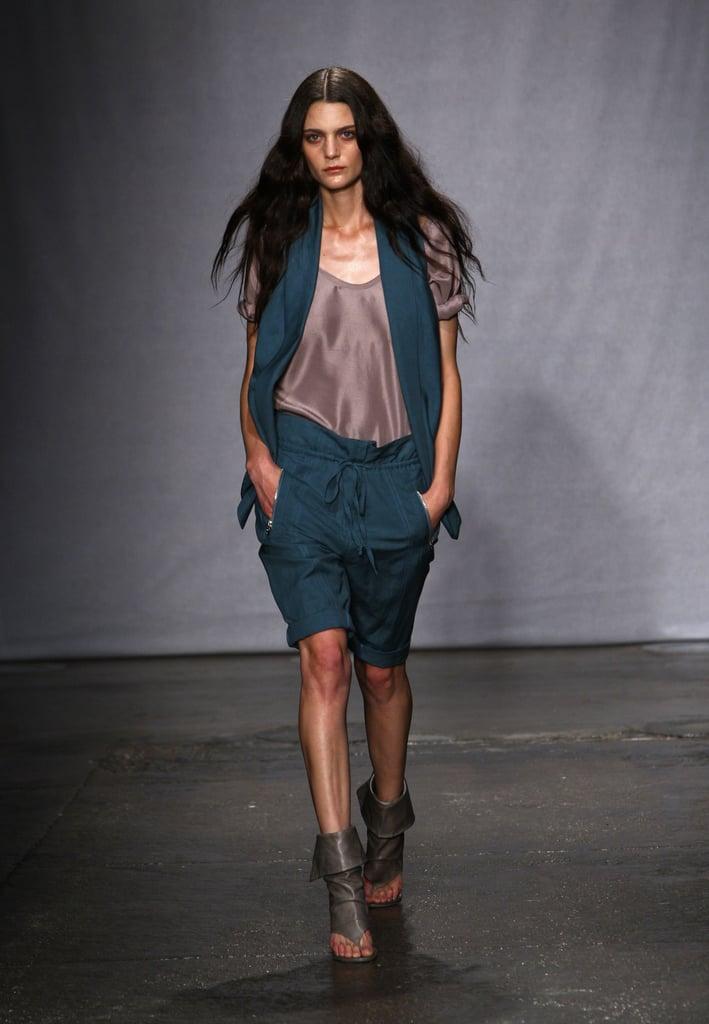2010 Spring New York Fashion Week: Richard Chai